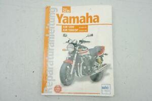 YAMAHA XJR 1200 / XJR 1300 SP - REPARATURANLEITUNG REPARATURHANDBUCH