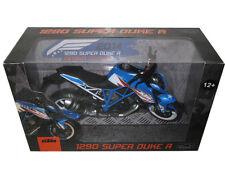 2014 KTM 1290 SUPER DUKE R PATRIOTS EDITION 1/12 MOTORCYCLE BY AUTOMAXX 605102