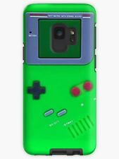 Samsung Galaxy S9/S9+ Gameboy Color phone case (Lime Green)