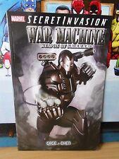 SECRET INVASION: WAR MACHINE (First Printing 2009)  TPB