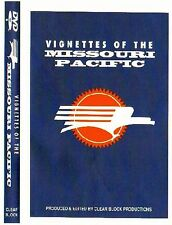 VIGNETTES OF THE MISSOURI PACIFIC CLEAR BLOCK DVD