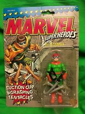 Dr. Octopus Marvel Superheroes action figure MOC 1990 NOS