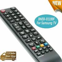 NEW TV Remote Control BN5901199F Replacement For Samsung LED HDTV Smart LCD US ~