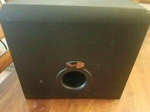 Beautiful Klipsch Promedia 2.1 THX Premium  Speaker System Subwoofer Only