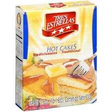 Tres Estrellas Pancake Mix
