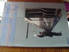 µ?. Revue Generale des Chemins de Fer RCGF 4-2003 Securité ferroviaire Essai...