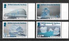 British Antarctic Territory 2019 NEW ISSUE Icebergs  ?-11-2019  MNH