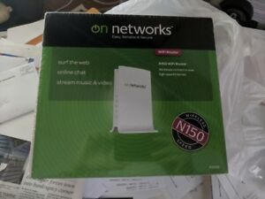 Netgear Router - N150 WiFi On Networks