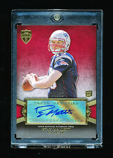 1/1 RYAN MALLETT 2011 TOPPS SUPREME RED PARALLEL AUTOGRAPH AUTO JERSEY #D 15/50