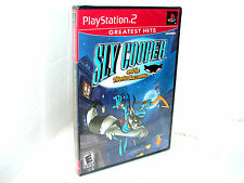 Sly Cooper and the Thievius Raccoonus  - PlayStation 2 PS2   ***NEW SEALED***