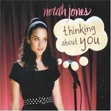 NORAH JONES Thinking about You UNRELEASE UK CD Single