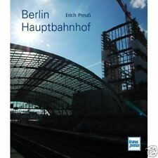 Berlin Main railway station Problems in planning Construction IC IR Conversion