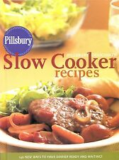 PILLSBURY DOUGHBOY SLOW COOKER RECIPES COOKBOOK SOUPS, SANDWICHES, MAIN DISHES