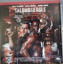 TALONS OF THE EAGLE Laser Disc (MCA/UNIVERSAL 41410) LN