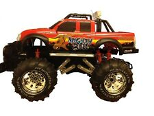 RC Manic Super 4x4 Monster cross country Racer Truck Toy kids children Scale1:8