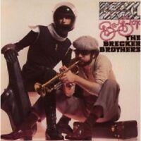 THE BRECKER BROTHERS - HEAVY METAL BE-BOP  CD 6 TRACKS JAZZ-ROCK FUSION NEU