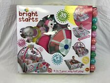 Bright Starts 10786 Your Way Ball Play Activity Gym - Pink