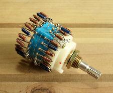 250KAX2 DALE 23-Step DIY Attenuator Dual-250K Stereo Volume Potentiometer