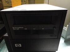 HP 160/320GB SDLT320 TAPE DRIVE EXTERNAL BACKUP 257321-002 258267-001