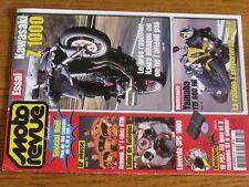 $$$ Moto Revue N°3548 Kawa Z 1000Yamaha YZF 600Arnaud KTMLaverda SFC 1000