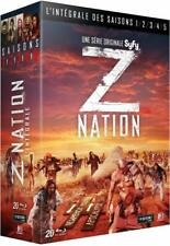 Z NATION - SEASON 1-5 - SyFy ZOMBIE SERIE - 20x BLU-RAY BOX SET - 1 2 3 4 5  NEU