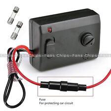 Car LED 12V 2A Voice Music Sensitive Sensor Sound Activated Controller Switch CF