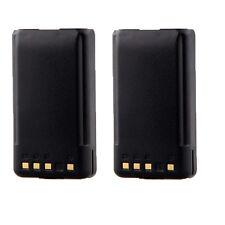 2 Pack KNB-35L Battery for Kenwood TK-3160 TK-2168 TK-2140 KNB-24L KNB-57L New