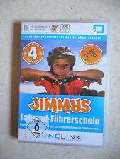 Jimmys Fahrrad Führerschein Zonelink (PC, 2008) Verkehr Lernspiel für Kinder NEU