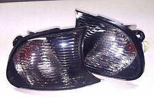 Depo  444-1507P-AE-S - 98-01 BMW E46  - Pair Corner Lamps/Smoke *Ships From USA*
