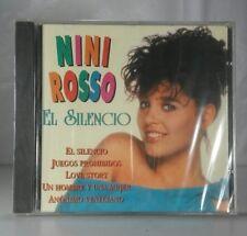 NINI ROSSO IL SILENCIO EL SILENCIO SPANISH COVER RARE BARCELONA CD NEW