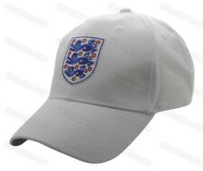 a62b8c87023 England FA Baseball Cap Hat White 3 Lions Gift Fan Official Licensed  Football