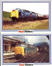 Deltic Preservation Society DPR Rail Riders series 2a 3a North Yorkshire Moors