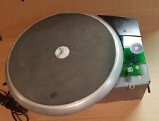 Vintage 1958 Fairchild 412 Basic Turntable with Plinth Template & Instructions