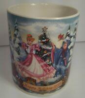 Disney's Christmas Cinderella and Characters Collection Mug 1999 Limited Edition
