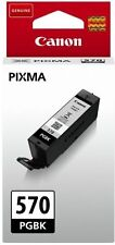 1x Original TINTE PATRONEN CANON PIXMA PGI-570-PGBK 0372C001 Drucker Patronen