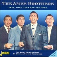 The Ames Brothers - They, They, They Are The Ones [CD]