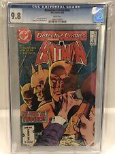 DC Comics 1986 Batman Detective Comics #563 CGC 9.8 Slabbed Comic