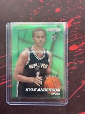 KYLE ANDERSON 2014-15 Prizm Green Refractor Rookie Spurs Memphis Grizzlies UCLA