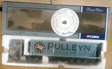 Corgi CC12005 MAN Fridge Trailer Pulleyn Transport Ltd Ed No. 0001 of 4000