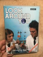 Look Around You:Complete BBC Series 1(R2 DVD)Schools Education Programmes Spoof