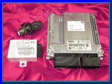 BMW X5 X3'ies E53 E83 3.0d M57N DIESEL ENGINE SET ECU UNIT DDE EWS 4.3 LOCK KEY