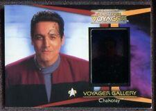 2002 Complete Star Trek Voyager Gallery Cels #G3 - Chakotay