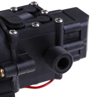 12V Hochdruck Membranpumpe utomatisch Wasserpumpe Pumpe 55PSI 4008-101-E65
