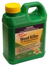 Weed Killer Sharp Shooter same as Roundup and Zero Weedkiller 1Lt Glyphosate