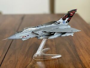 Built, Painted and Weathered Revell Tornado GR4 In 1/72 617 Sqn 'Dambusters'