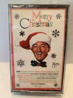 1980 Bing Crosby Merry Christmas Cassette Tape - New And Sealed