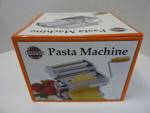 New Norpro Pasta Machine #1049 in Box