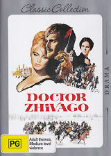 [NEW] DVD: DOCTOR ZHIVAGO