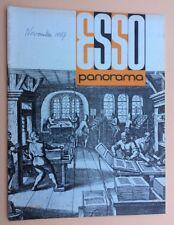 Magazine d'entreprise ESSO PANORAMA n°53 Novembre 1967 Pétrole Oil Industry