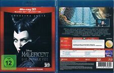 - derrotó el hada oscura --- 3d Blu-ray --- + 2d versión --- Uncut ---